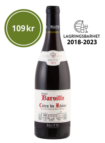 Esprit Barville 2016