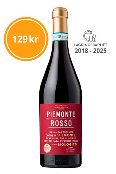 San Silvestro Piemonte Rosso Biologico