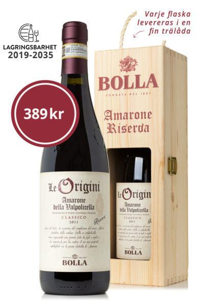 Bolla Le Origini Amarone Riserva