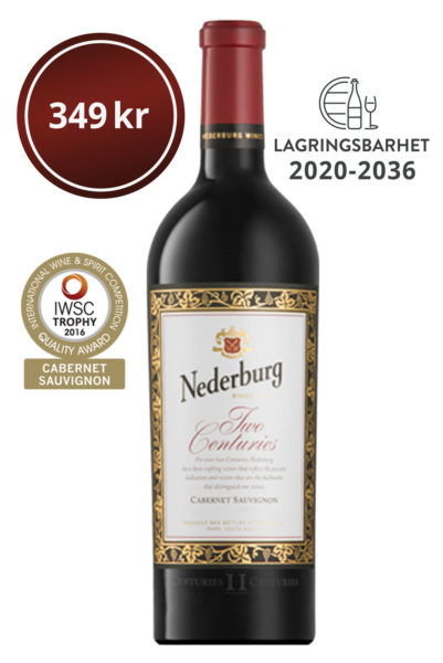 Nederburg Two Centuries 2013