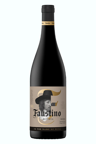 Faustino Reserva 2015
